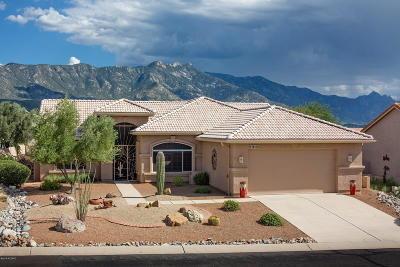 Saddlebrooke Single Family Home For Sale: 36125 S Wind Crest Drive