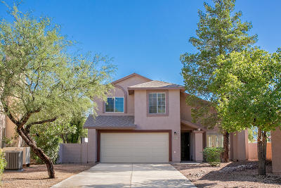 Tucson Single Family Home For Sale: 8091 E Calle De Camacho