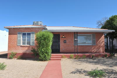 Tucson Single Family Home For Sale: 1303 E 12th Street