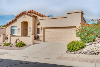 Oro Valley Single Family Home For Sale: 11273 N Platte Drive