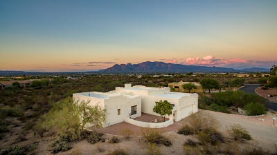 Tucson Single Family Home Active Contingent: 3852 W Gneiss Place