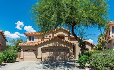 Oro Valley Single Family Home For Sale: 596 W Sendero Claro