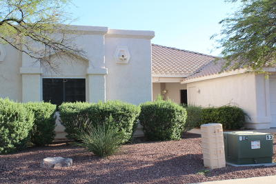 Oro Valley Townhouse Active Contingent: 1441 W Carmel Pointe Drive