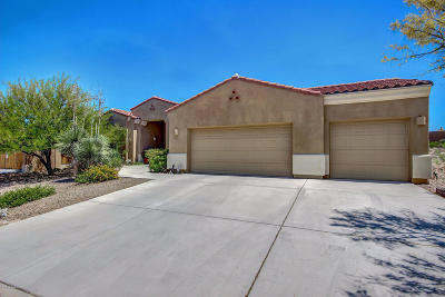Vail Single Family Home For Sale: 13664 S Sonoita Ranch Circle