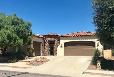 Sahuarita Single Family Home Active Contingent: 24 W Camino Rancho Cielo