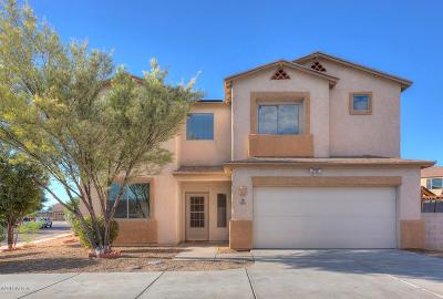 Single Family Home Active Contingent: 5401 S Silk Tassel Drive