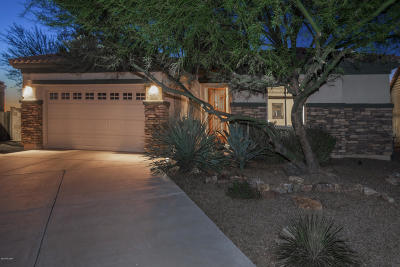 Single Family Home Active Contingent: 10114 S Kraft Drive