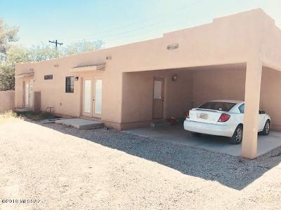 Tucson Single Family Home For Sale: 1212 E Hedrick Drive
