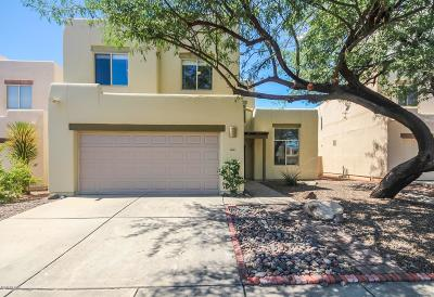 Oro Valley Single Family Home Active Contingent: 11685 N Copper Creek Drive