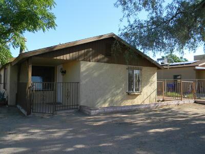 Tucson Single Family Home For Sale: 466 W Iowa Street