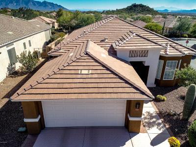 Marana Single Family Home Active Contingent: 5091 W Jointfir Lane