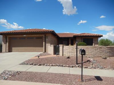 Green Valley Single Family Home For Sale: 100 W Calle Melendrez