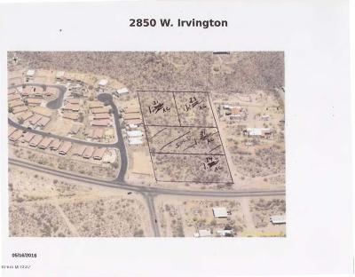 Residential Lots & Land Active Contingent: W Irvington Road
