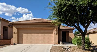 Green Valley Single Family Home Active Contingent: 512 W Bazille Way