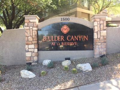 Tucson Condo For Sale: 1500 E Pusch Wilderness Drive #10106