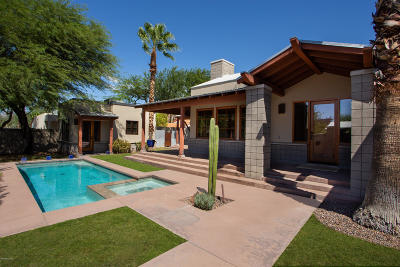 Tucson Single Family Home For Sale: 1240 N Norris Avenue
