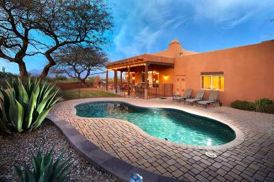 Tucson Single Family Home For Sale: 2089 N Whispering Bells Drive
