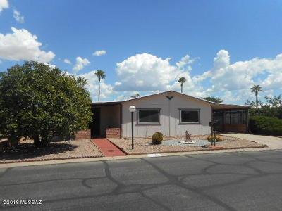 Pima County Manufactured Home For Sale: 1760 N Via Frondosa