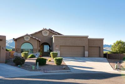 Vail Single Family Home Active Contingent: 16227 S Santa Rita Shadows Drive