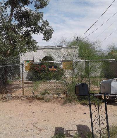 Tucson Single Family Home For Sale: 119 E Lincoln Street