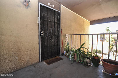 Tucson Condo For Sale: 1620 N Wilmot Road #E244
