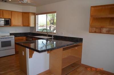 Tucson Single Family Home Active Contingent: 7674 S Trumpet Vine Avenue