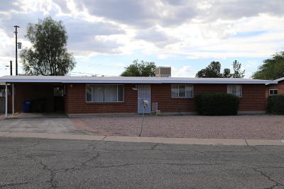 Tucson Single Family Home For Sale: 3741 N Cherry Avenue