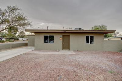 Single Family Home For Sale: 4166 E Santa Barbara Avenue