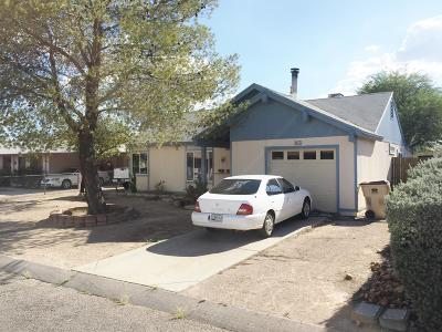 Pima County Single Family Home Active Contingent: 6910 S Vereda Sombria