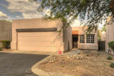 Tucson Single Family Home Active Contingent: 6574 N Calle Sin Nombre