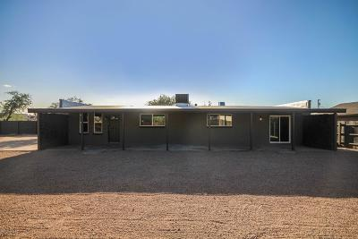 Tucson Single Family Home For Sale: 705 W Simmons Road