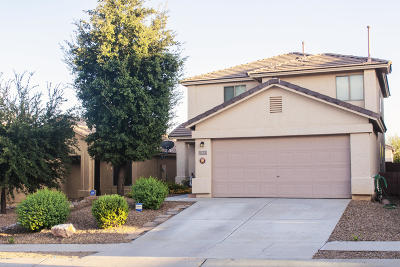 Green Valley Single Family Home For Sale: 705 W Ash Ridge Drive