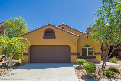 Tucson Single Family Home Active Contingent: 6273 W Yew Pine Way