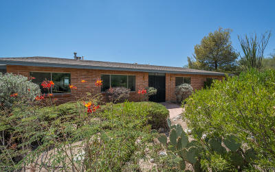 Tucson Single Family Home For Sale: 6762 N Camino Abbey
