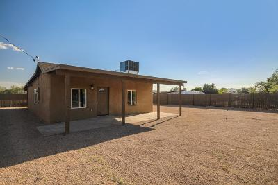Tucson Single Family Home For Sale: 701 W Simmons Road