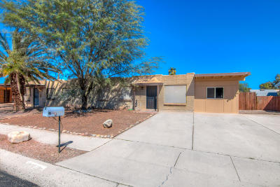 Pima County Townhouse For Sale: 7670 E Queen Palm Circle