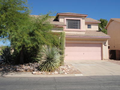 Tucson Single Family Home For Sale: 2988 W Country Meadow Drive