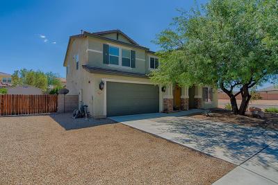 Tucson Single Family Home Active Contingent: 8187 W Sea Eagle Court