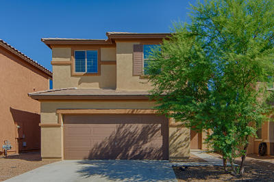Sahuarita Single Family Home Active Contingent: 652 W Calle Capotasto