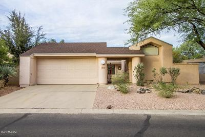 Tucson Single Family Home For Sale: 5241 E Woodspring Drive