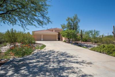 Tucson Single Family Home For Sale: 7941 N Placita Murrieta