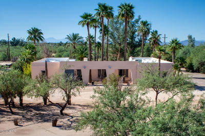 Oro Valley Single Family Home Active Contingent: 681 W Calle Concordia