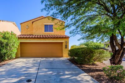 Sahuarita Single Family Home Active Contingent: 14389 S Camino Vallado