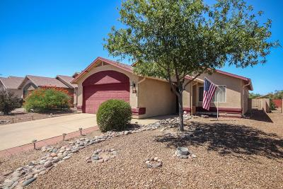 Single Family Home Active Contingent: 9407 E Lochnay Lane