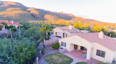 Tucson Single Family Home For Sale: 5331 N Fairway Heights Drive