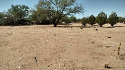 Tucson Residential Lots & Land Active Contingent: 7994 S Camino De Oeste