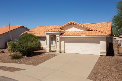 Single Family Home For Sale: 8288 S Via Tormentosa