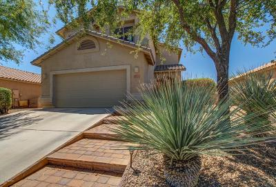 Marana Single Family Home Active Contingent: 11137 W Flycatcher Drive