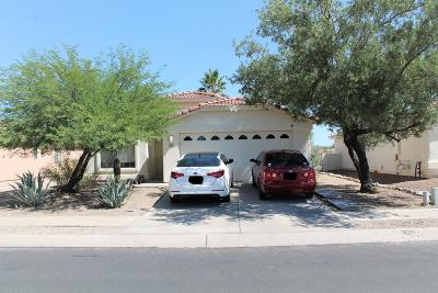 Tucson Single Family Home For Sale: 6590 W Tuzigoot Way