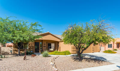 Marana Single Family Home For Sale: 12953 N Cactus Bluff Place